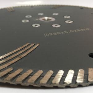 Алмазный инструмент для обработки камня