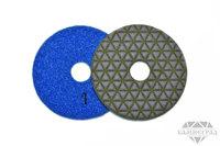 АГШК по сухому, Ø=100 мм, №1 (треугольники)