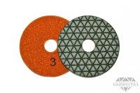 АГШК по сухому, Ø=100 мм, №3 (треугольники)