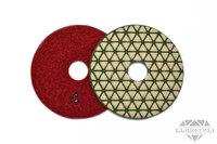 АГШК по сухому, Ø=100 мм, №4 (треугольники)