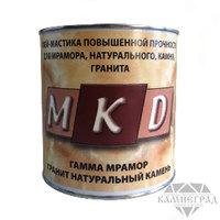 Клей полиэфирный густой MKD (Federchemicals, Италия), 1 л