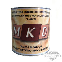 Клей полиэфирный густой MKD (Federchemicals), 1 л