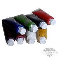 Пигментная паста для п/э клеев и эпоксидных смол EB-50 (Elkay, Турция), в ассортименте, 30 мл