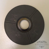 Фат Ø=200 мм, выс. 10 мм, №Buff (пластик)