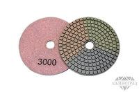 АГШК по мокрому, Ø=100 мм, №3000 (трехцветные)
