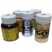 Золото минеральное 3-компонетное (Lefranc)
